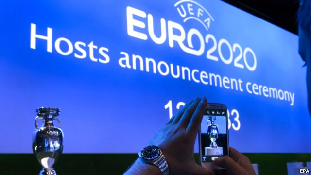 UEFA EURO 2020 Final will be held in London
