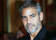 Clooney will appear in a special episode of Downtown Abbey