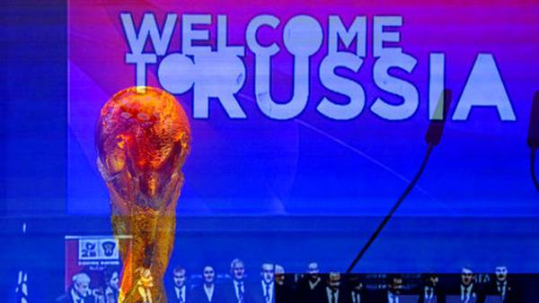 Russia can be deprived from hosting 2018 World Cup