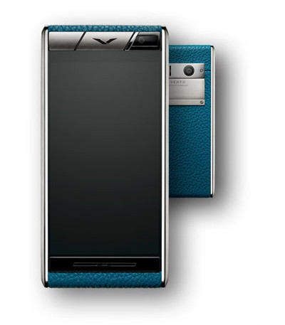 "Vertu Aster - luxury phone with good ""iron"""