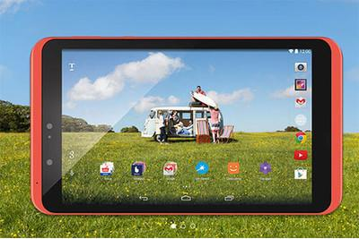 8.3-inch Android 4.4 Tesco Hudl tablet with Intel processor