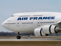 Air France lost half a billion euros because of strikes