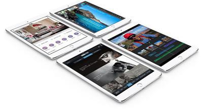 iPad mini 3 release announced