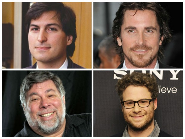 Seth Rogen will help Christian Bale to found Apple