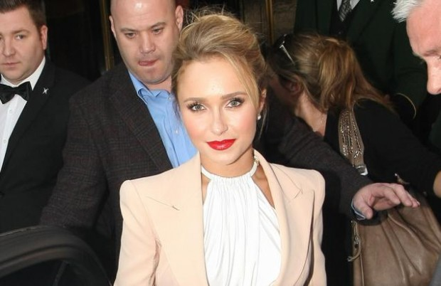 Hayden Panettiere concerned about her weight