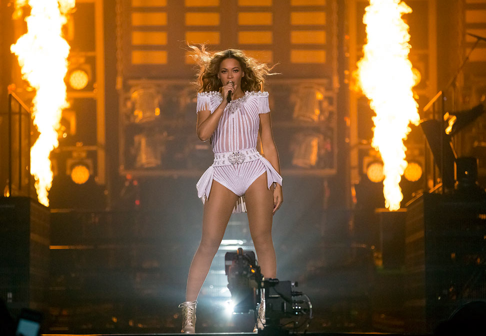 "Beyoncé is Forbes"" highest-paid singer"