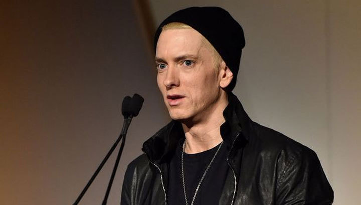 Eminem became older and repented