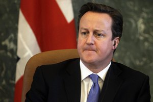 Cameron supports unity of Spain