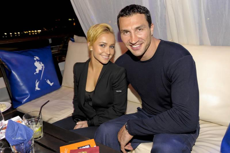 After fight Wladimir Klitschko went to his pregnant Panettiere