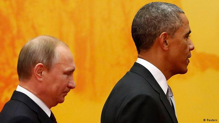 President Putin demands equality from Obama