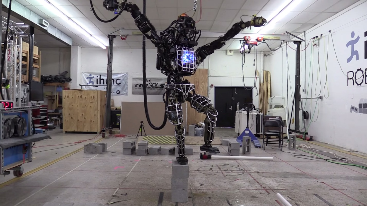 Scientists want to teach robot martial arts
