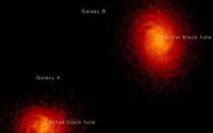 Scientists discover new giant black hole, which may affect the Earth