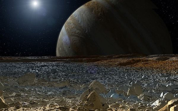 "NASA scientists looking for life on Jupiter""s satellite"