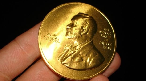 Nobel medal sold by auction