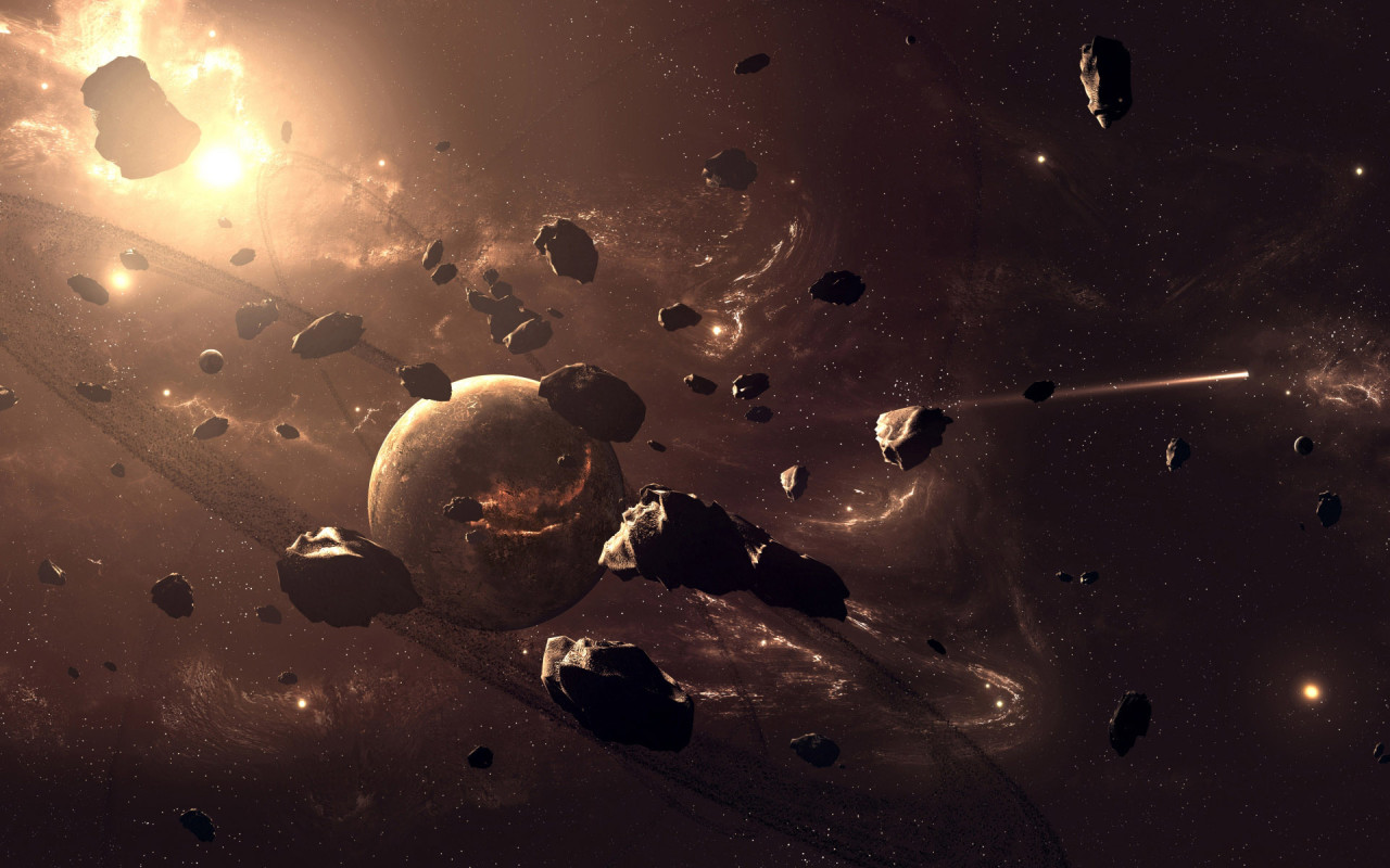 Asteroids approaching Earth can wipe out 10 countries