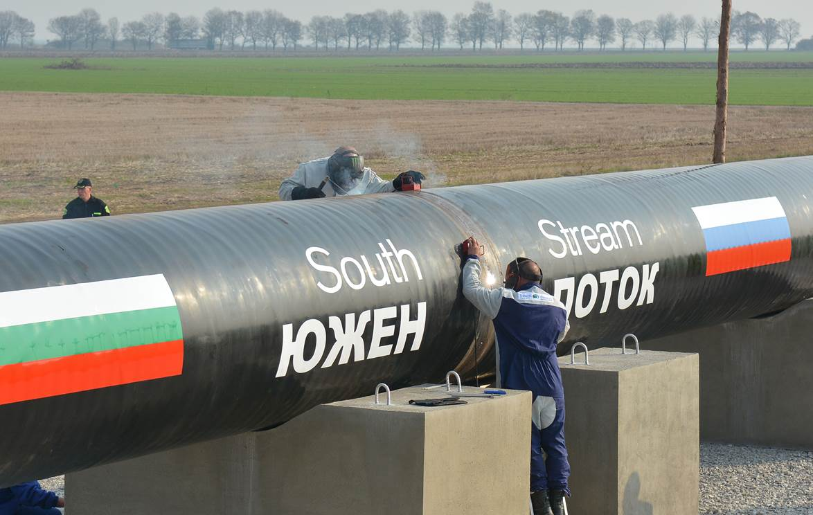 Bulgaria will do its best to implement South Stream project