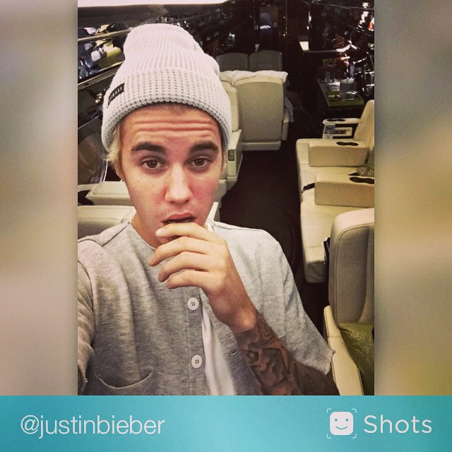 Justin Bieber buys plane for Christmas