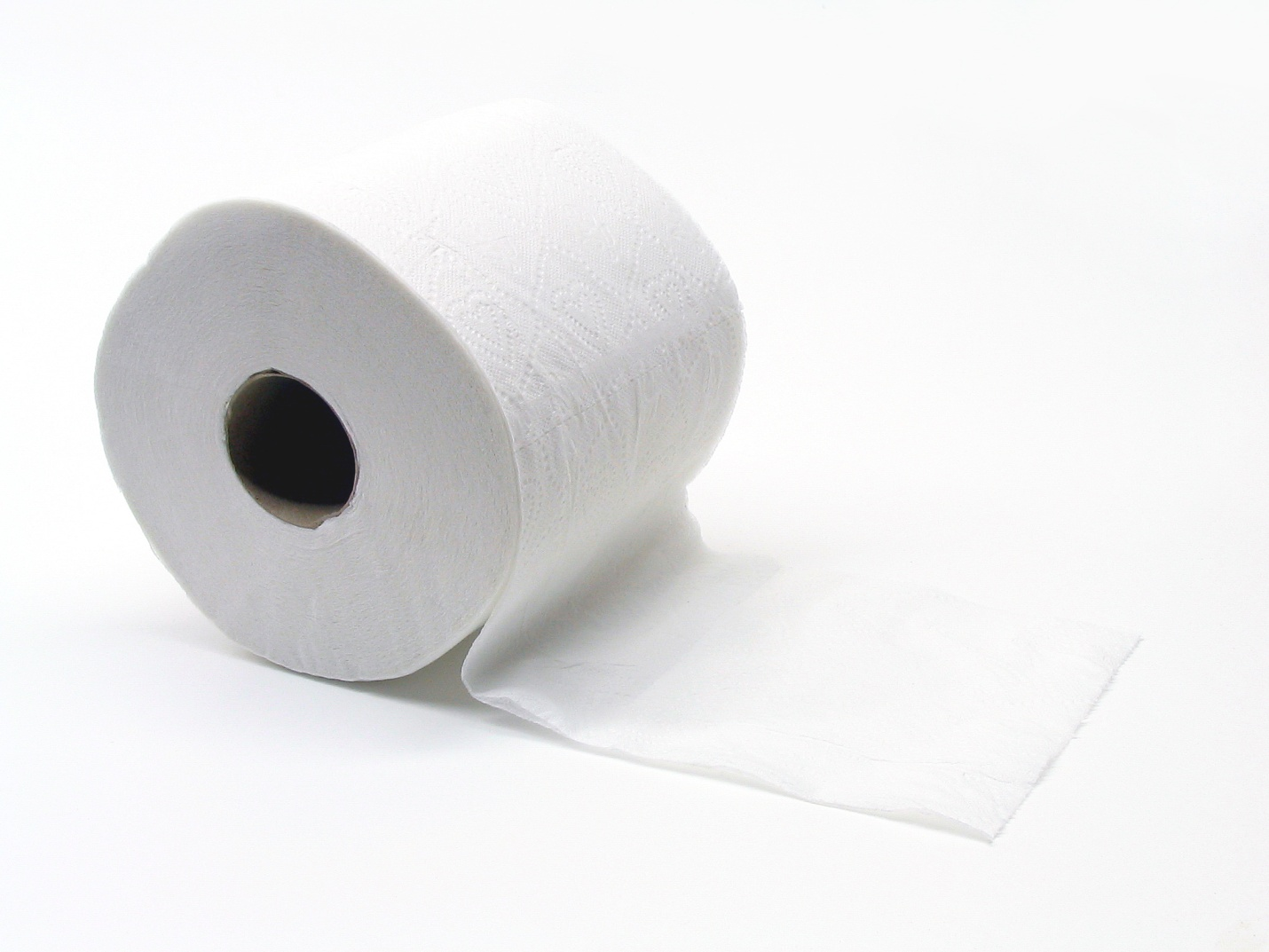 British woman eats a roll of toilet paper a day