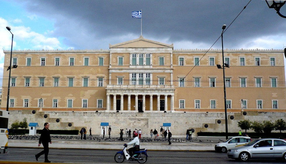 Greek Parliament to hold early elections