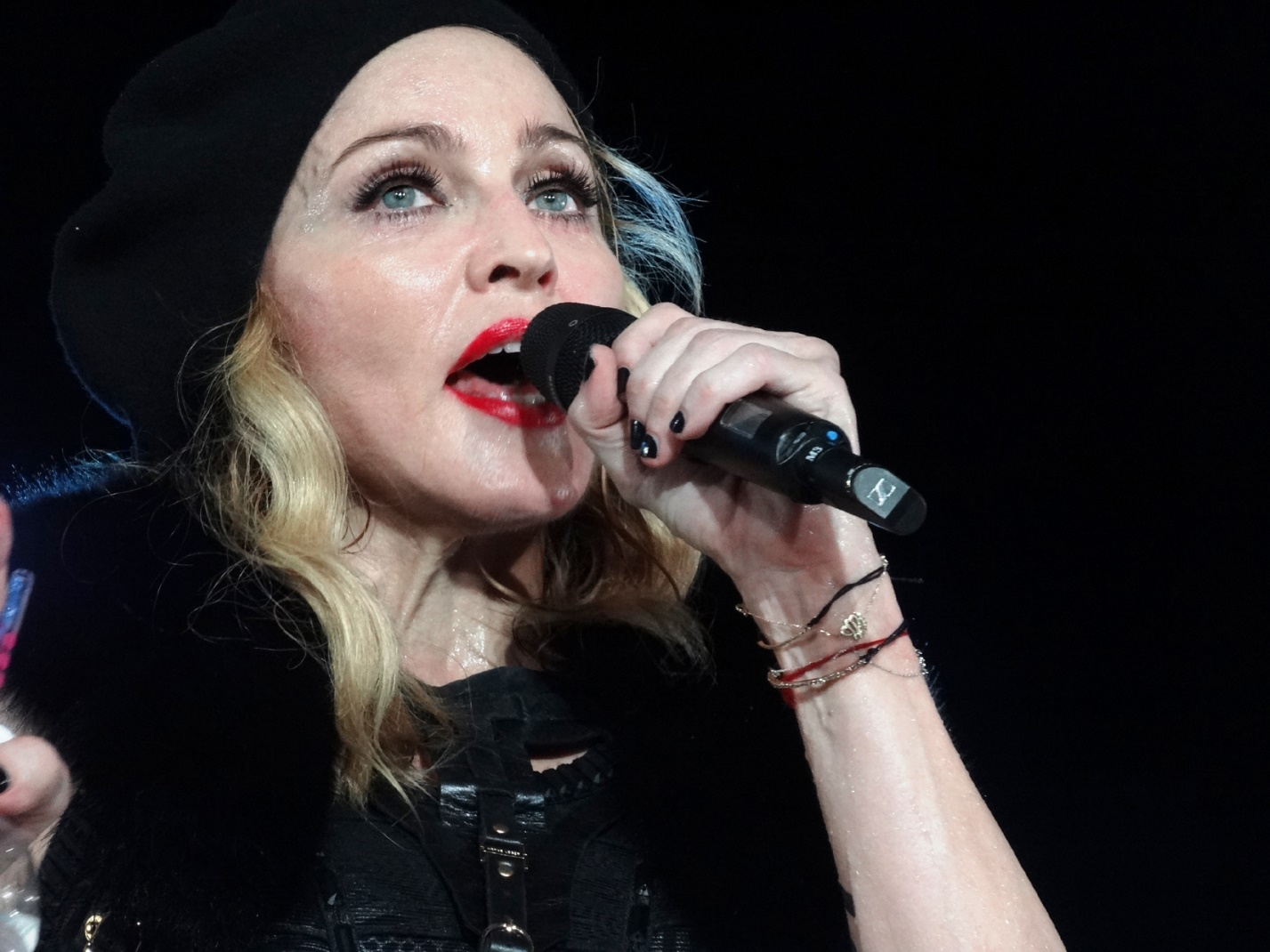 Madonna accuses Lady Gaga of stealing her image