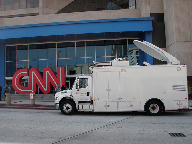 CNN stops broadcasting in Russia