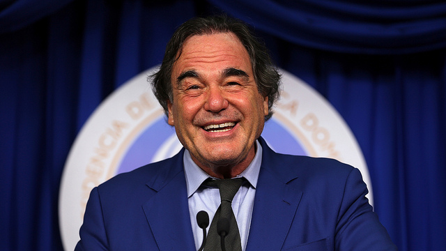 Oliver Stone tells why he decided to interview Yanukovych