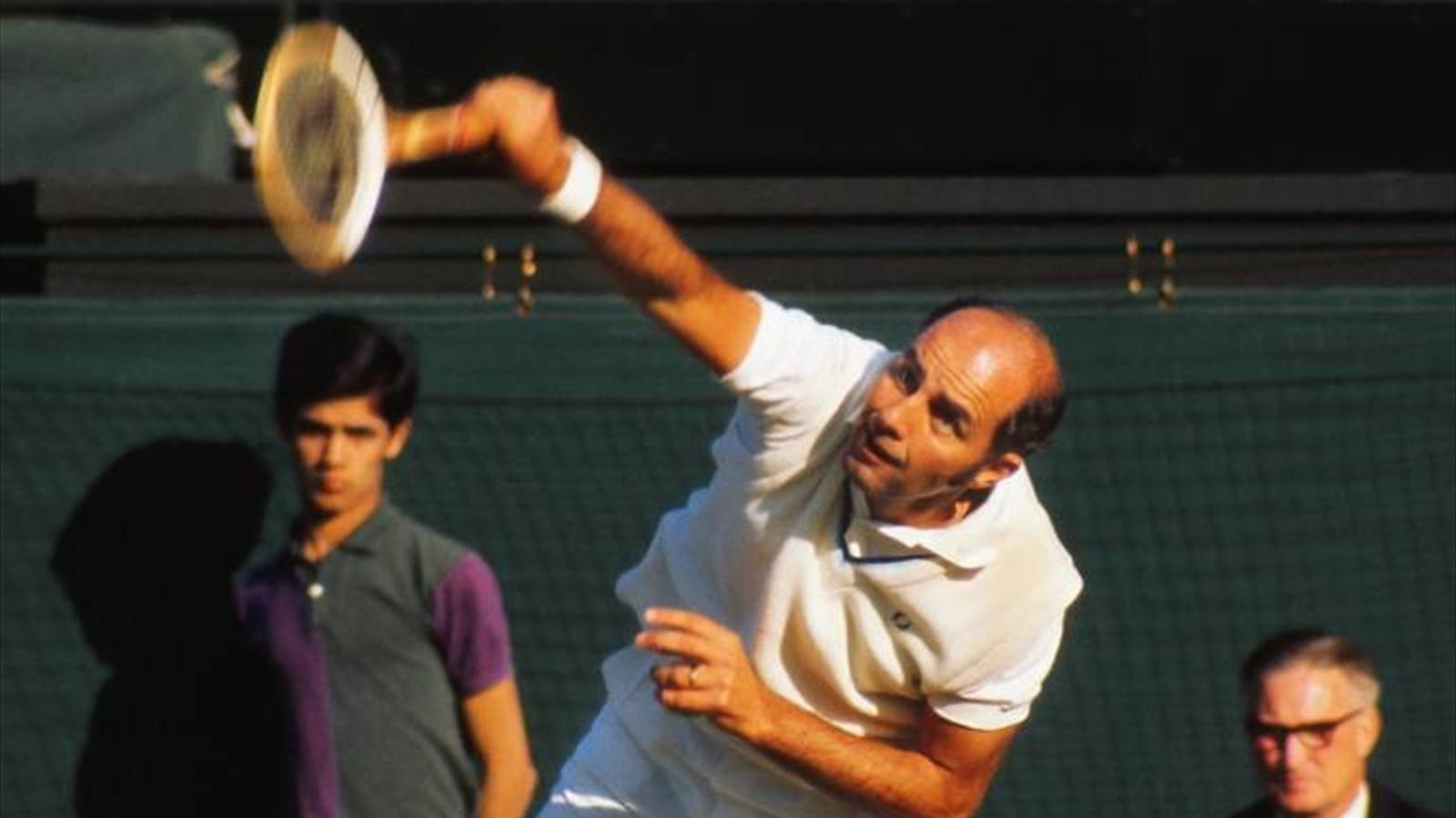 Legendary tennis player accused of rape