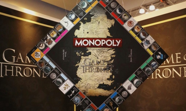 Monopoly launches Game of Thrones