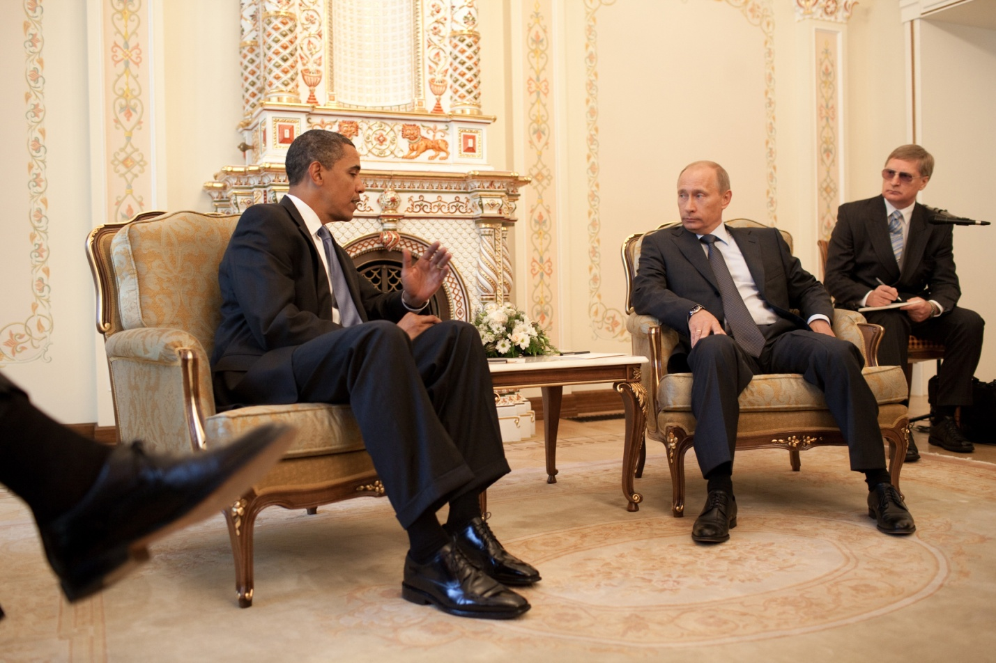President Obama condemns Russian officials to suffer another year of sanctions