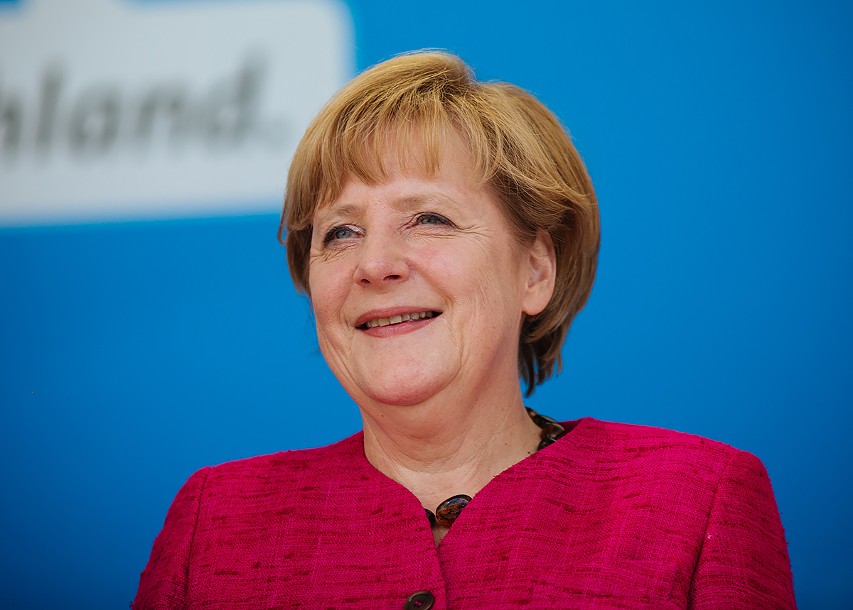 Germany to film biopic about Merkel