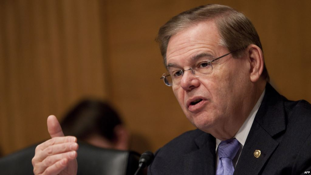 U.S. Senator accused of taking bribes from his doctor friend