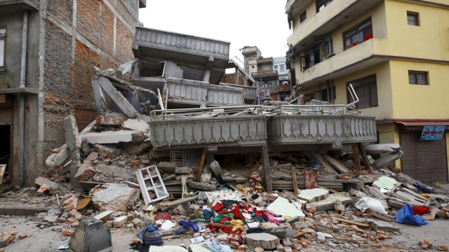 Earthquake in Nepal: number of victims exceeds 6,200 people, more than 1/4 of population affected