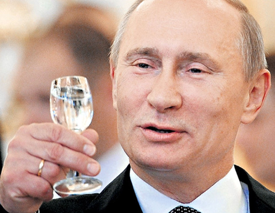 Russia, China and India become world leaders of drunkenness