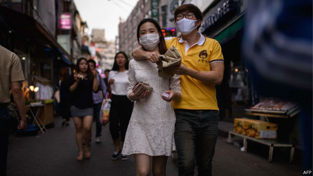 Coronavirus gains momentum in Korea: 6 dead and 23 cases of infection a day