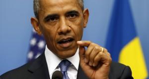 Obama congratulates Ukraine
