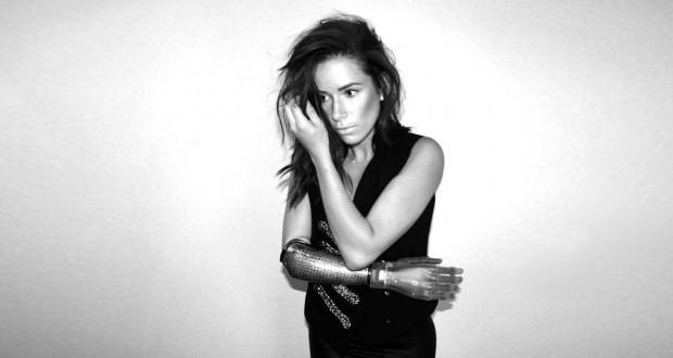 Bionic model will strut down New York Fashion Week
