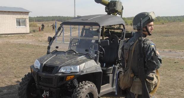 Stugna-P reinforced Armed Forces of Ukraine