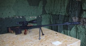 Ukraine launch production line of new sniper rifle
