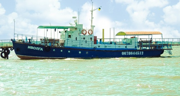 "Boat crash: ""Ivolga"" shipped to pier for investigation"