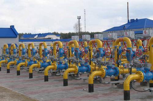 Ukraine prepaid to Gazprom for further gaz supplies