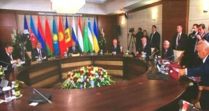 CIS summit and Supreme Eurasian Economic Council session start today in Burabay, Kazakhstan