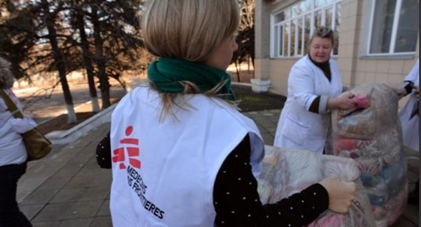 DPR banished Doctors without Borders