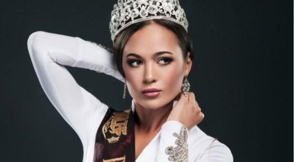 Iana Ravlikovska from Ukraine became Princess of the Globe 2015