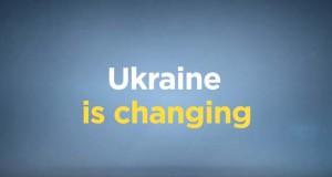 Ukraine is changing