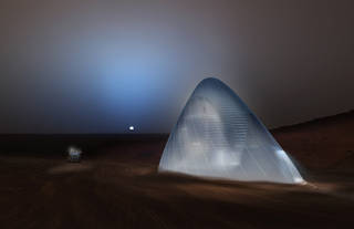 NASA awarded the three winners for 3D-printed habitats on Mars
