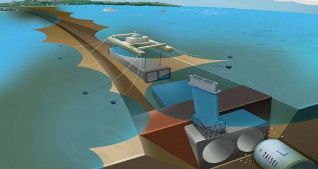 Crimea to build a tunnel under Kerch Strait