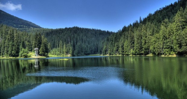 Synevyr - the most beautiful lake of the Ukrainian Carpathians