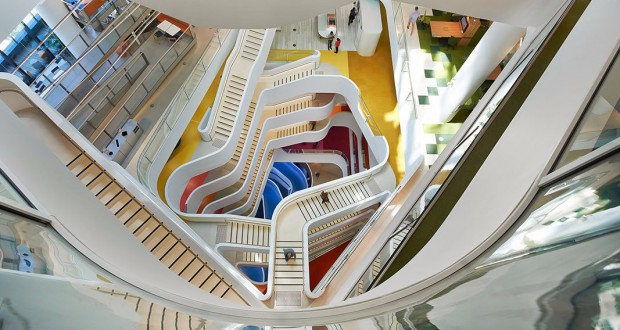 Australian office building seems to be the healthiest workspace in the world