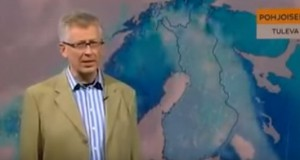 Winter is coming - Finnish weatherman transforms into Ned Stark