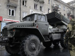 ATO latest news: militants used multiple rocket launcher BM-21 Grad. Ukrainian side of JCCC reports on multiple ceasefire violations